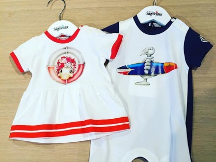 Moncler-Baby-Partnerlook  #summer #kidsfashion #moncler #derkleinesagmeister #bregenz #cool