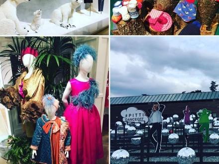 Here we go again: Pitti Bimbo 2017  #fair #kidsfashion #florence #pittibimbo #winter #newstyle #f…