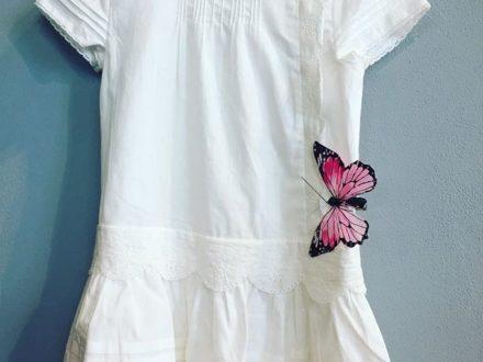 Ein Traum in Weiß, das schlichte Kleid von  @tartine.et.chocolat  #kleid #tartineetchocolat #der…