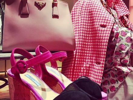 rose lovers  @prada #prada #pradashoes #style #styles #styleblogger #styleinspiration #instadaily…
