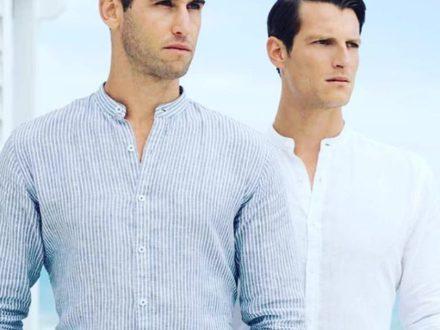 It's guru time  @sagmeister_men  Linen shirts in many colors! #welovethesun #onedayatthebeach #la…