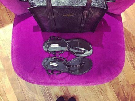 NEW IN  @balenciaga #instafashion #instafollow #instagood #instadaily #instagram #fashionbag #fas…