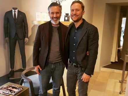 Great visit from milan today in our Eleventystore.  It was very happy that you visit us.  To look…