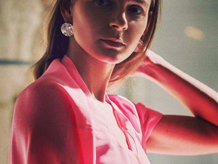 PINK… @michaelsontagatelier #newin #newstyle #newfashion #fashion #fashionblogger #fashionista …