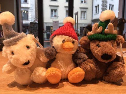 HoHoHoo – heute ist Nikolaustag ! Und bei jedem Einkauf bekommt ihr ein süßes @jellycat_officia…