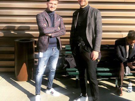 Auf der Suche nach den neuesten Trends  @sagmeister_men und @vips_mens_fashion unterwegs auf der …