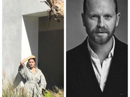 AGELESS SIZELESS FEARLESS… Der bekannte Designer Daniel Wingate zeigt seine Frühjahr/Sommerkol…