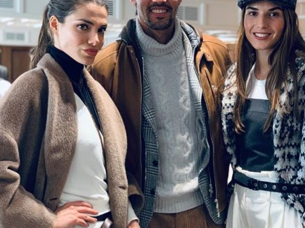 AFTERNOON-TEA WITH BRUNELLO CUCINELLI … FALL/WINTER 19/20… #brunellocucinelli #fallwinter2019…