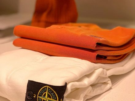 New in  @stoneisland_official #sagmeister_men #sagmeister #stoneisland #pants #tshirts #cap #oran…