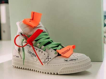 NEW IN  @off____white #offwhite #sneakerlove #sneaker