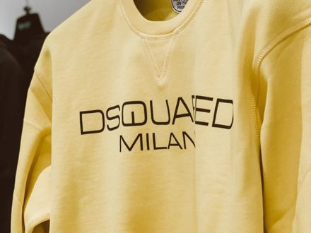 Because NEW IN is also stuff from @dsquared2  ⠀ Yellow is the color for this spring/summer coll…