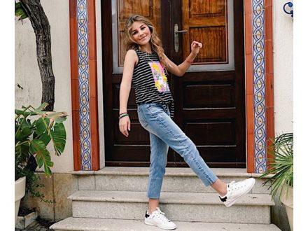 Tanktop und Jeans –  der perfekte Sommerlook️ #vinginojeans #vinginokids #vingino #tanktop #sum…
